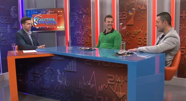 Meat Me Bar на гости на ТВ Европа
